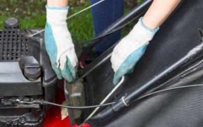 Lawn Mower Care During Peak Mowing Season