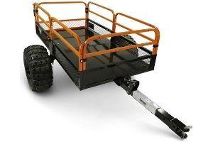 MotoAlliance Impact ATVUTV Heavy Duty Utility Cart