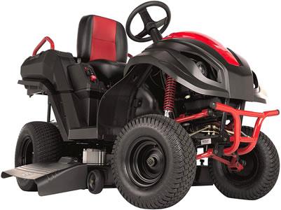 Raven MPV7100 Hybrid Riding Lawnmower
