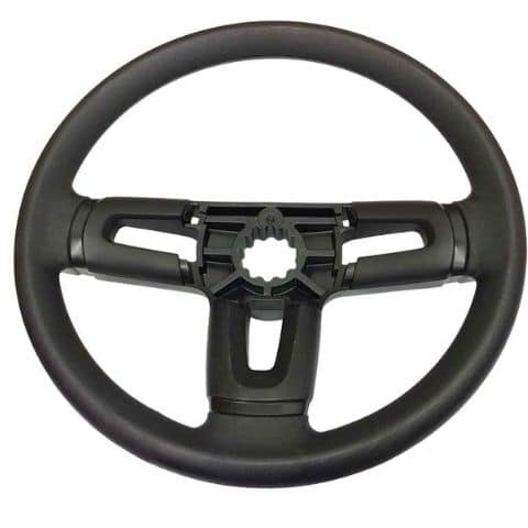 Steering wheels; image