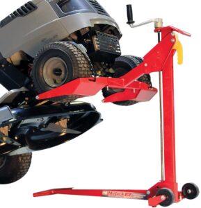 MoJack EZ Max - Residential Riding Lawn Mower Lift