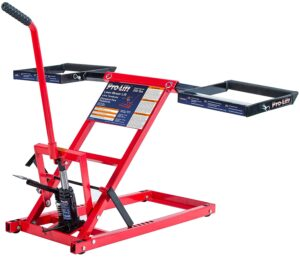 Pro-LifT T-5355A Lawn Mower Lift..