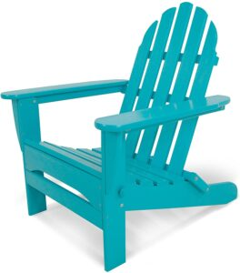 POLYWOOD AD5030AR Classic Folding Adirondack Chair,