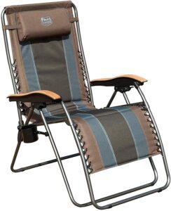 Timber Ridge Zero Gravity -Adjustable Lawn Chair