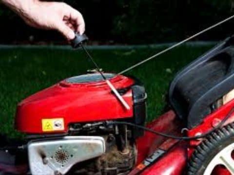lawn mower maintenance checklist