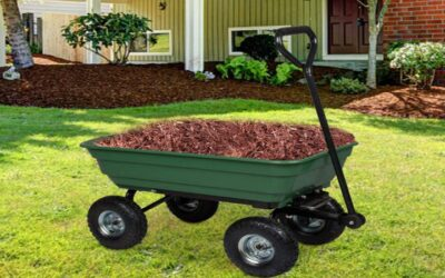 7 Best Garden Carts 2021 | Review and Buyer's guide