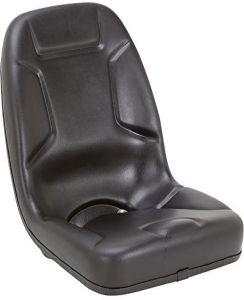 Black Talon High back Kubota Tractor Seat
