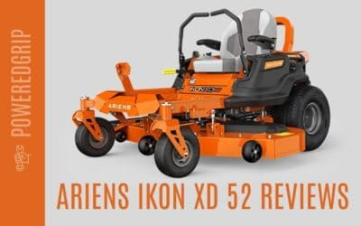 Ariens Ikon Xd 52 Reviews And Buying Guide